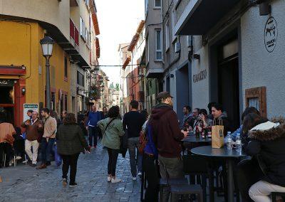 Galería de imágenes del XIII Concurso de tapas y cazoletas de la Jacetania - Jaca 2019