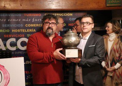 Acomseja Ganadora del Campeonato mundial de Garbure