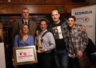 Premio Tapa-Cazoleta Votación Popular: GAMBA TROPICAL de Cafetería Astún
