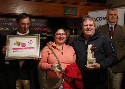 Premio Pueblos de la Jacetania. Jurado técnico: NIDITO LA ESTELA de Bar Restaurante «La Setella» (Aeródromo de Santa Cilia)
